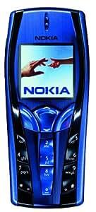 Nokia 7250 Mobiltelefon blue