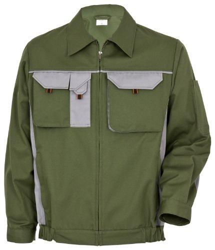 """Arbeitsjacke""""ProVerde"""" 462-0-300-XL Jacke, 65% Baumwolle, 35% Polyester Zeckenschutzbekleidung, Größe XL, Farbe: oliv"""