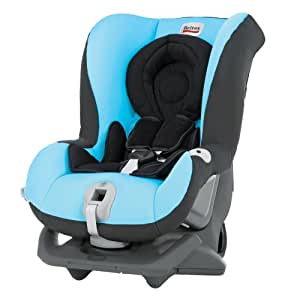 britax first class plus group 0 1 car seat leon blue baby. Black Bedroom Furniture Sets. Home Design Ideas
