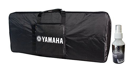 Yamaha Keyboards PSR-E353 High Quality Padded Cover With Keyboard Cleaner.  available at amazon for Rs.899