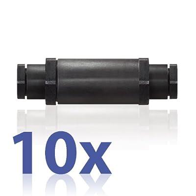 10er Set wasserdichte Kabelverbinder, Verbindungsbox IP68, Outdoor, für außen, Unterwasser von LEDs Com GmbH - Lampenhans.de