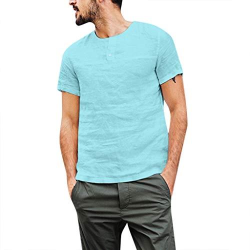 LUCKYCAT Herren T-Shirt
