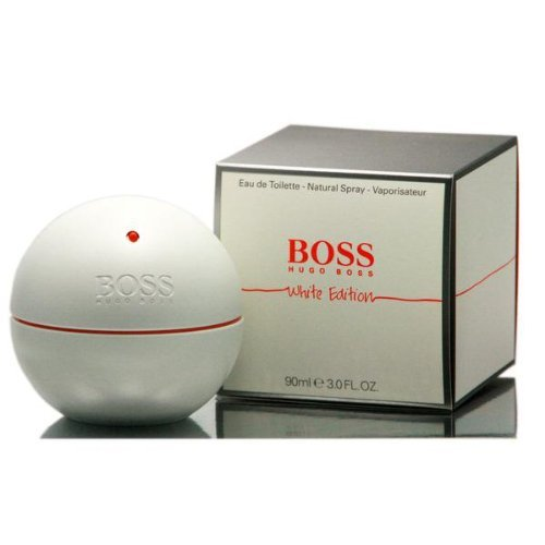 Hugo Boss Männerduft In Motion, Eau De Toilette, White Edition, Spray, 90ml -