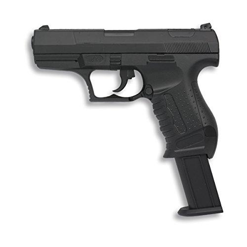Pistola de Aire Suave 6 mm Albainox, Cuerpo de PVC, Accionamiento por