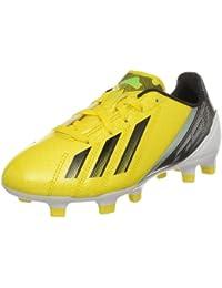 adidas Scarpe da Calcio Nitrocharge 3.0?TRX FG, Uomo, BLACK1/SOLSL