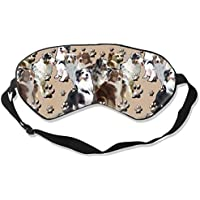 Natural Silk Eyes Mask Sleep Funny Dogs Blindfold Eyeshade with Adjustable for Travel,Nap,Meditation,Sleeping,... preisvergleich bei billige-tabletten.eu