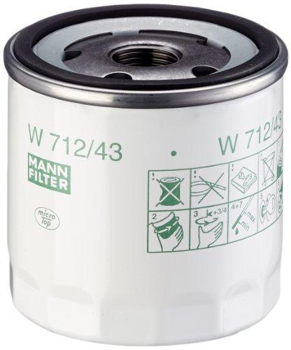 Preisvergleich Produktbild Mann Filter W71243 Ölfilter