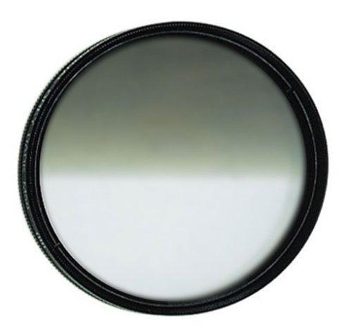 Hama Verlauf-Filter, Dunkelgrau, 2-fach Vergütung, Für 58 mm Foto-Kameraobjektive