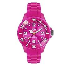 Ice-Watch - ICE forever Pink - Orologio rosa da Donna con Cinturino in silicone - 000140 (Medium)