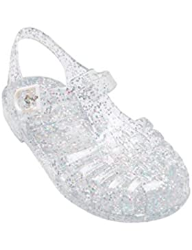 Havaianas Kids Slim Frozen, Chanclas Estampadas para Niñas, Multicolor (White 0001), 31/32 EU (29/30 Brazilian)