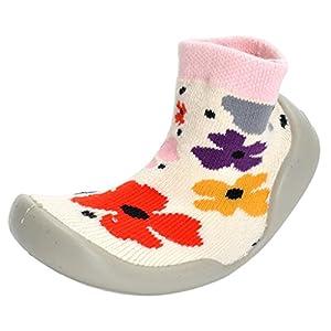 Gazechimp Calcetines Zapatos para Recién Nacido Niños Unisexo Comodo