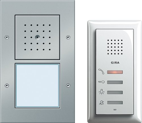 Preisvergleich Produktbild Gira 049543 Einfamilienhaus-Paket Audio