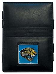 NFL Jacksonville Jaguars Leather Jacob's Ladder Wallet