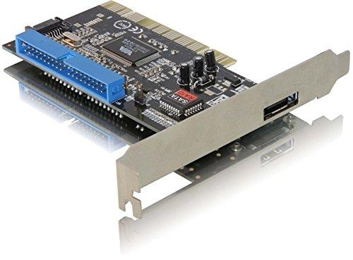 DeLock Controller Karte (1x eSATA, 1x SATA, 1x - Esata-karte