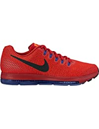 low priced fecda 4aab6 Nike Mens Air Max Zoom All Out Sneakers New, University Red 878670-601 SZ