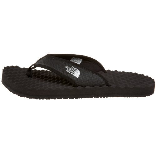 The North Face M BASE CAMP FLIP-FLOP Herren Zehentrenner, Black (Black/Black 002), 47 EU / 12 UK / 13 US -