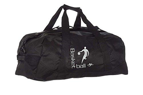Kindertasche NT5688 schwarz Basketball