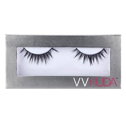 MEIbax 3D natürliche dicke falsche falsche Wimpern Auge Wimpern Make-up-Erweiterung/1 paar künstliche Wimpern dicken Augen Wimpern Wimpern handgefertigt (Schwarz#18)