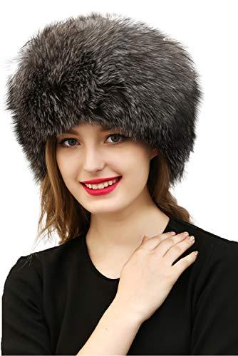 Russische Faux Pelz Hut - G-Kids Damen Wintermütze Fellmütze Pelzmütze Wintermütze