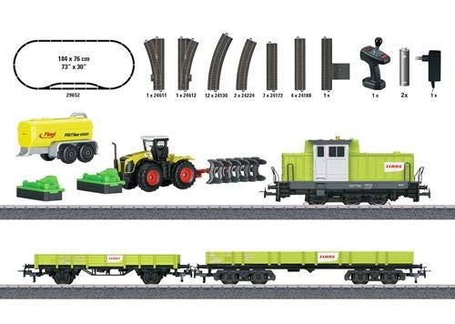Märklin 29652 Modelleisenbahn-Startpackung, Mehrfarbig