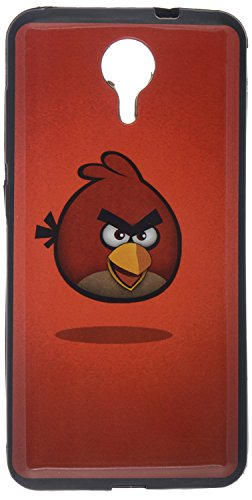 iCandy UV Printed Matte Finish Soft Back cover for Micromax Canvas Xpress 2 E313 -ANGRYBIRD  available at amazon for Rs.99