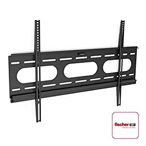 Hama | 37 - 90Inch | VESA 800 X 500 | Advance FIXED Wall Bracket for TV - Black