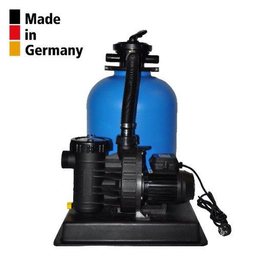 Sandfilterpumpe -  Sandfilter - PoolsBest 400mm