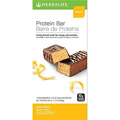 Herbalife Protein Bars - Citrus Lemon from Herbalife
