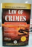 LAW OF CRIMES ( Commentaries on Indian Penal Code ) ABRIDGED Edition FEBRUARY 2016