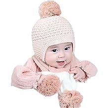 Amazon.es  gorros de lana para bebes 0c0627959f2
