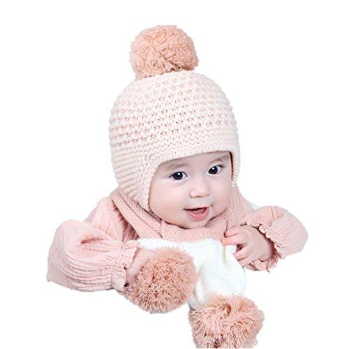 04ef3fea0 VENMO Bebé Sombrero y Bufandas