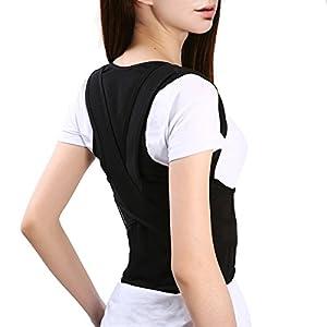 Slimerence Haltungskorrektur, Rückenbandage Shoulder Brace für Aufrechte Haltung Und Stabile Sitzposition Posture Corrector