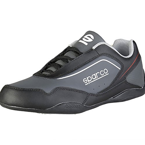 Nero Sparco Uomo Sneaker grigio