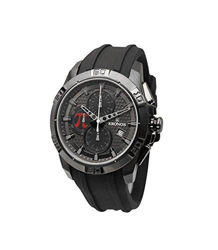 Kronos - Josef Ajram Limited Edition 934.55JA - Reloj de caballero de cuarzo,...