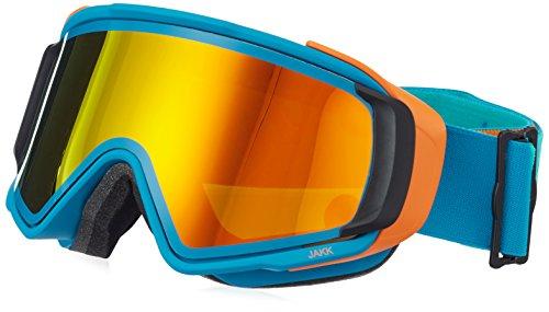 Uvex Erwachsene Jakk Take Off Skibrille, Petrol Mat, One Size