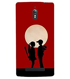 printtech Back Case Cover for Oppo Find 7 QHD