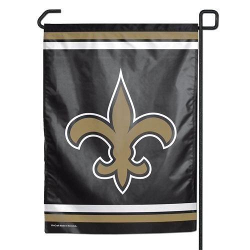 NFL New Orleans Saints wcr08375013Garten Flagge, 27,9x 38,1cm