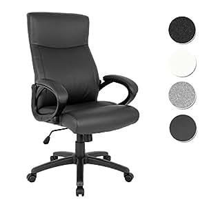 sixbros b rostuhl chefsessel drehstuhl schreibtischstuhl schwarz hlc 0311 1 1982. Black Bedroom Furniture Sets. Home Design Ideas