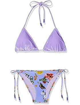 Yshey Adriana Hiden Tamarind, Bikini Completo Donna