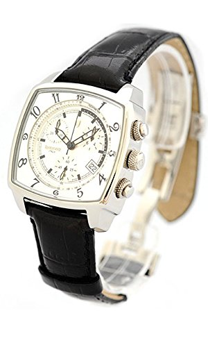 Lancaster 0262WWS - Reloj de pulsera hombre, Cuero, color Negro
