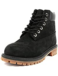 Timberland 6 In Classic Boot-6 In Premium Wp Boot, Bottes Classiques Mixte Enfant