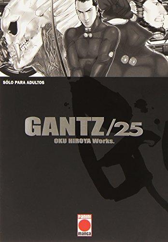 Gantz 25 (Seinen Manga Gantz) por Hiroya Oku