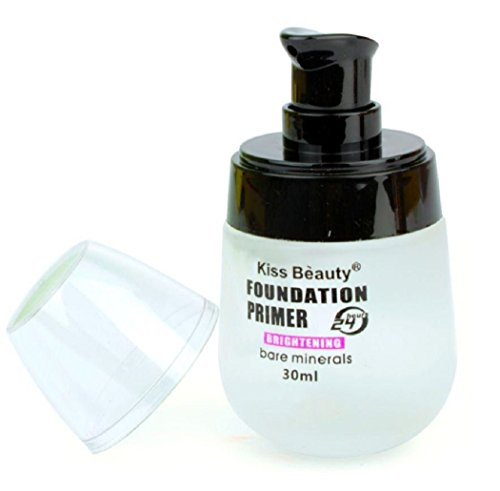Kiss Beauty Foundation Primer 24 Hours Brightening Bare Minerals 58237 , 30 ml