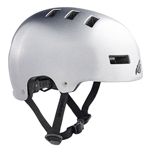 Bluegrass Helm Super Bold,Metallic Silver, 56-59 cm