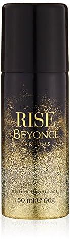 Beyonce Rise Deodorant Body Spray for