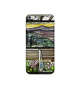 Ebby 3d printed back case cover for Apple iPhone 6/6s(Premium Designer Case)