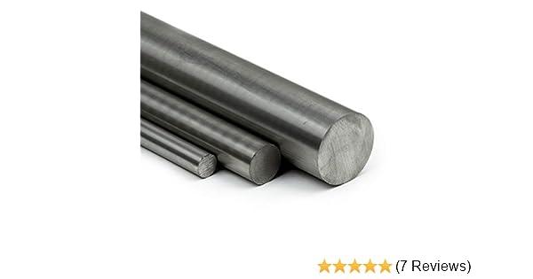 EN 10060 ⌀ 25mm - 2000mm ⌀ 6-30mm L= 500-2000mm S235JR Rundstahl Rundeisen Rundprofil