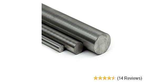 100cm L: 1000mm Edelstahl Rundstab VA V2A 1.4301 blank h9 /Ø 4 mm Zuschnitt
