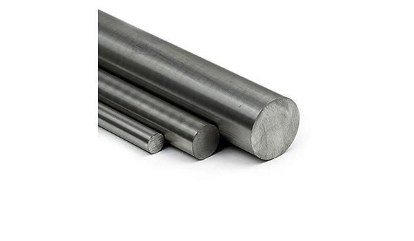 Edelstahl Rundstab VA V2A 1.4301 blank h9 /Ø 18 mm 80cm L: 800mm Zuschnitt