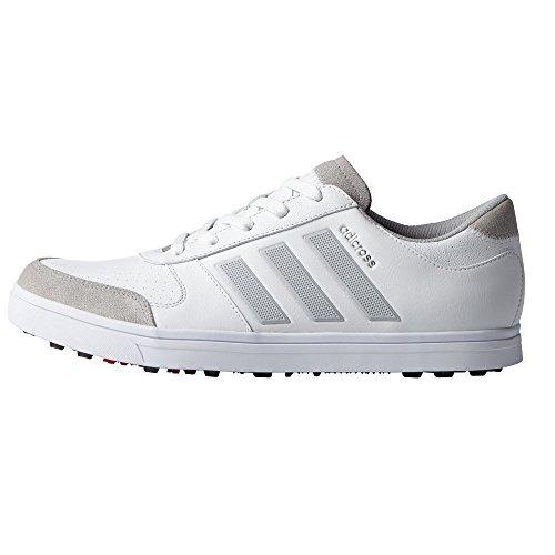 adidas Tour360 Boost, Herren Golfschuhe - weiß/Onix, Herren, 9.5 UK/ EUR 44 / US 10
